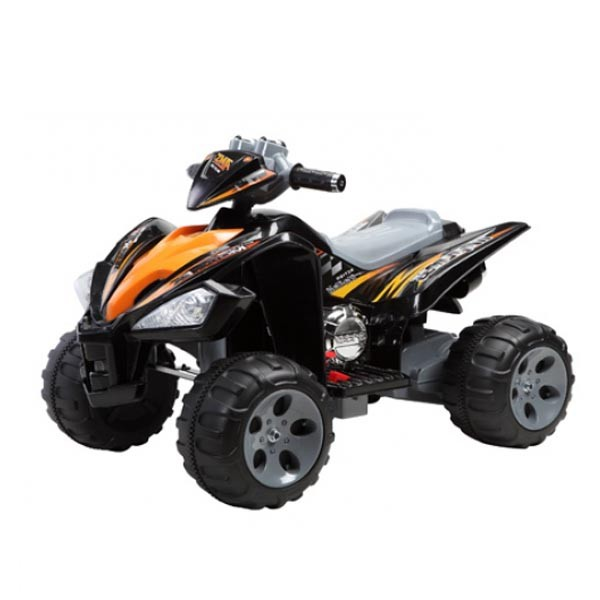 Электроквадроцикл Sport-07 12v7АН чёрный