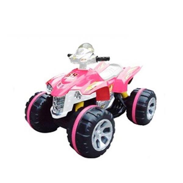 Электроквадроцикл Sport-68 12v7АН розовый