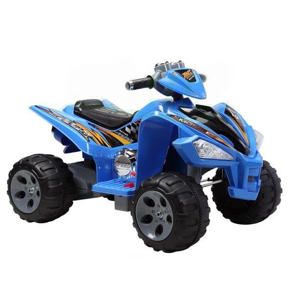 Электроквадроцикл Sport-68 12v7АН синий