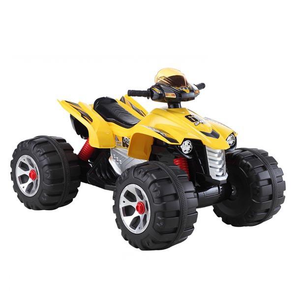 Электроквадроцикл Sport-68 12v7АН жёлтый