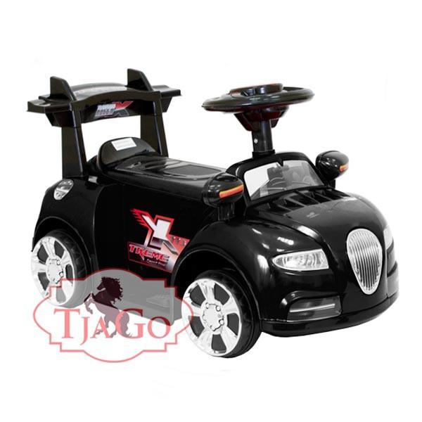 Электромобиль Mini Bentley 6v чёрный