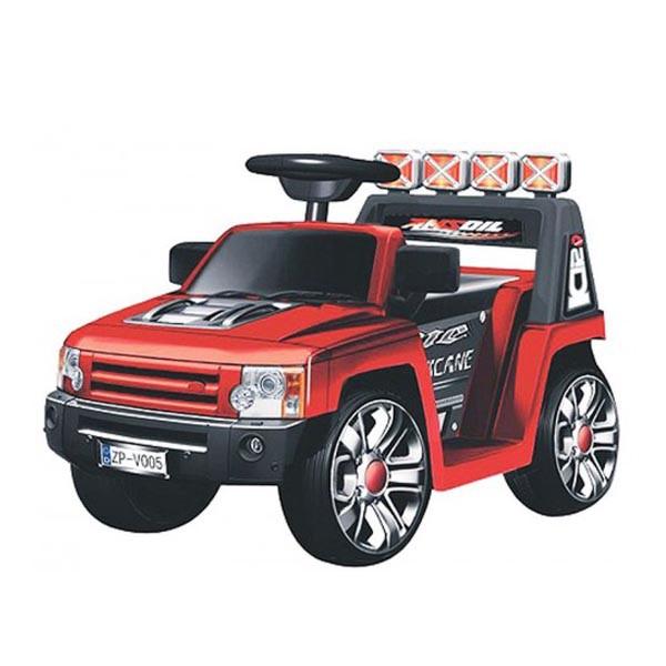 Электромобиль Mini Rover 6v радио управляемый Красный