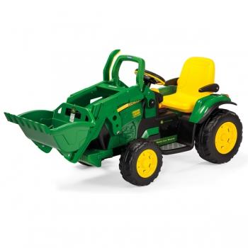 Детский электромобиль Peg Perego John Deere Ground Loader OR0068