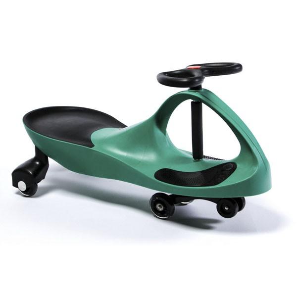 Машинка детская Joy Car с полиуретановыми колесами зеленная