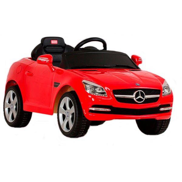 Детский электромобиль на радиоуправлении Rastar Mercedes-Benz SLK