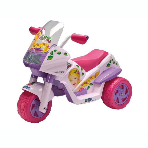 Детский электромобиль Raider Princess