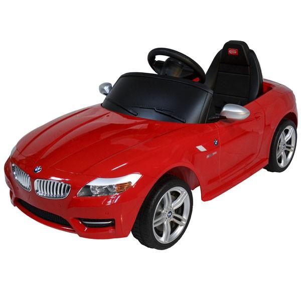 Детский электромобиль на радиоуправлении Rastar BMW Z4