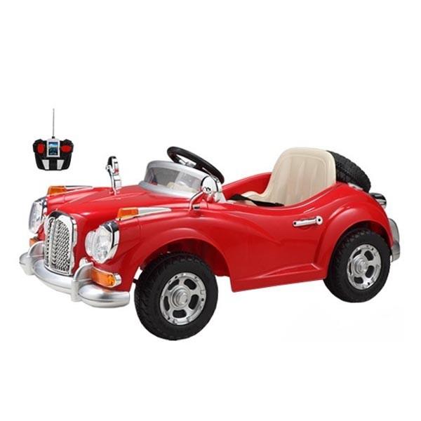 Ретромобиль Bentley-S2 12v7AH радио управляемый цвет кардинал