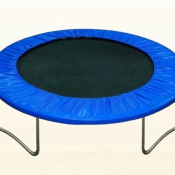 Батут с защитной сеткой Trampoline 10 диаметр 3,0 м