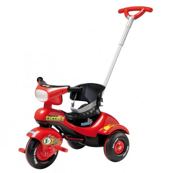 Велосипед трехколесный Cucciolo Peg Perego