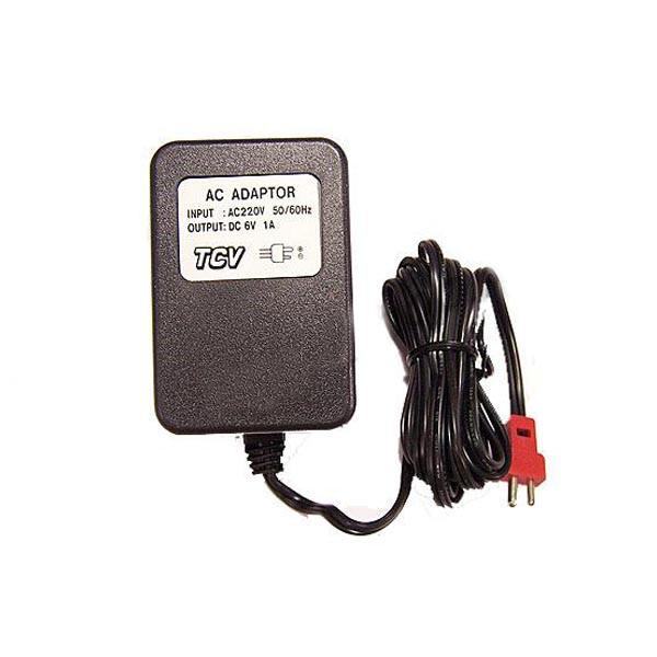 Зарядное устройство TCV 6v 1a